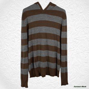 Aeropostale - Men's Large Pullover Hooded Sweater